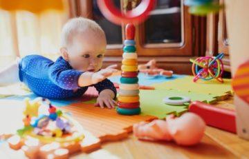 10 activités d'éveil pour les bébés